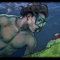 Snorkelaar